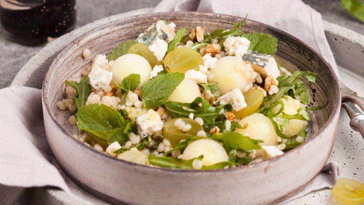 weintrauben-salat